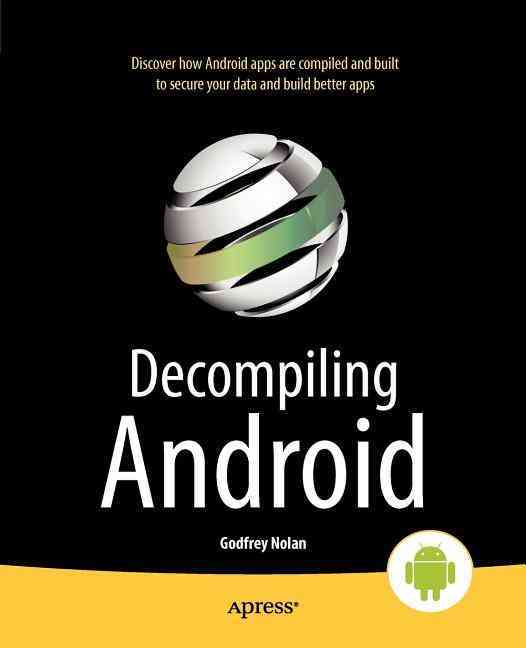 Decompiling Android By Nolan, Godfrey